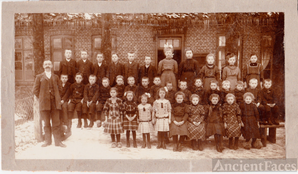1912 school, Germany