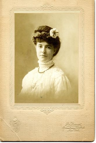 Sargent or Burnham Woman, NY
