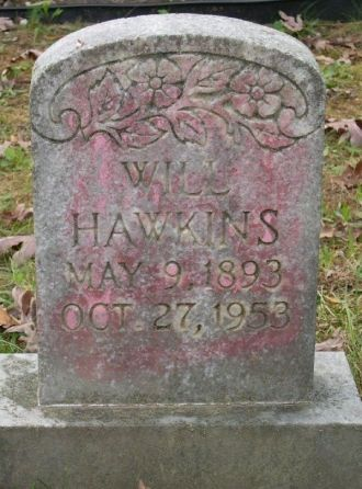 A photo of William  Hawkins