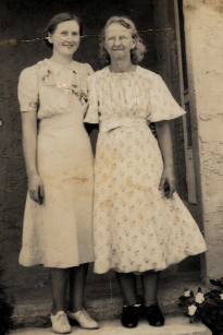Annabelle Greer & Bertha Wallace