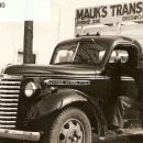 William H Mauk, owner Mauk Transfer