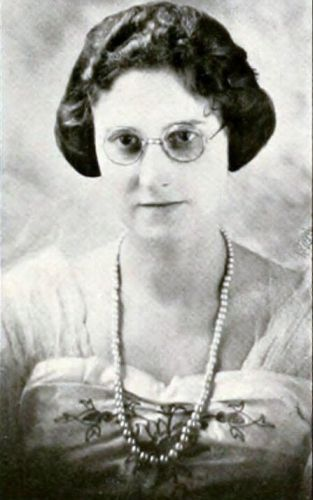 A photo of Alice B. Queen