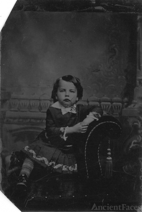 Unknown Child, Ohio