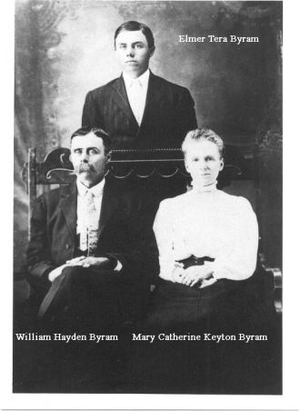 William Haden and Mary Keyton Byram