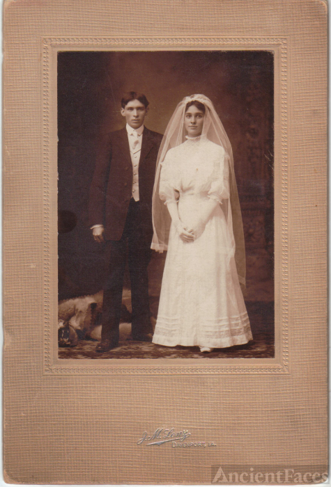Thomas and Nellie Carter Feeney