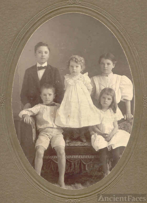 Edward S. Dooley's Children