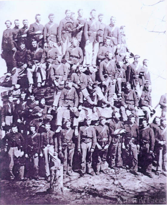 78th Pennsylvania Volunteer Infantry, CO. F