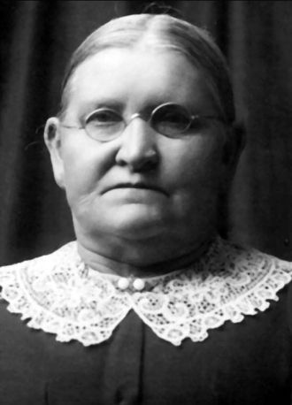 A photo of Martha Ann Lovell