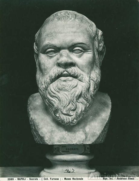 Socrates, Philosopher