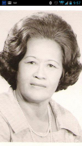 A photo of Irene G Alamares