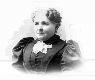 A photo of Mary Elizabeth (Brown)