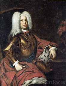 Christian August of Holstein-Gottorp, Prince of Eutin