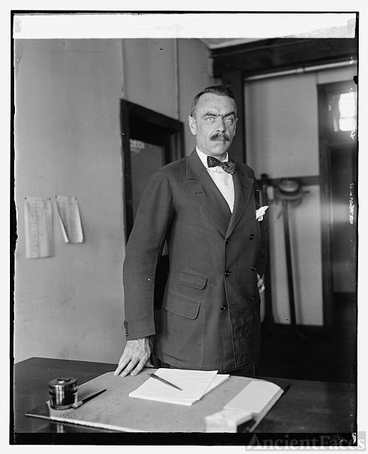 W.A. Green, Chief Prohibition Inspector, [9/25/25]