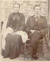 Isaac Newton and Mary Elizabeth Barrs