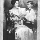 Berta and Julian Irby, Virginia 1911