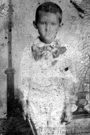 Tin Type Unknown Boy AR?