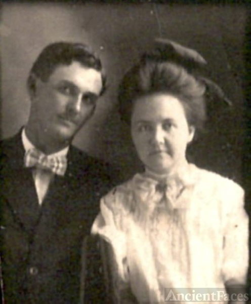 John Moore & Maud Hill Smith