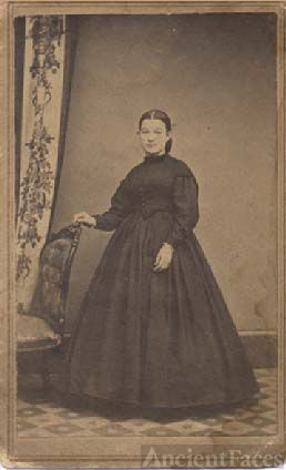 Margaret E. 'Ruth' Wells, 1860