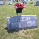 James G. & Martha A. Delong