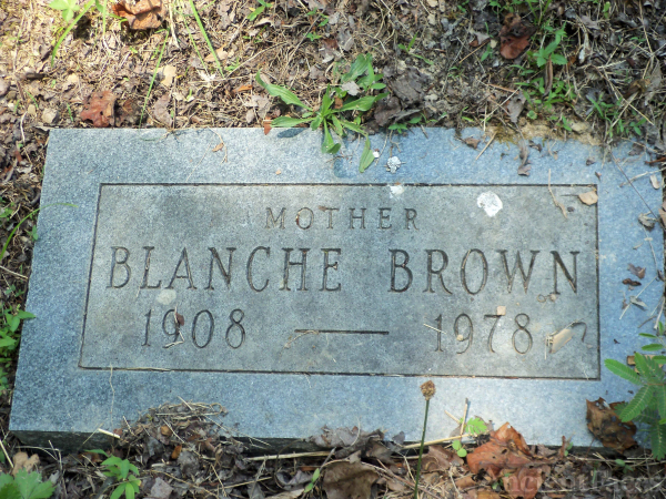 Blanche Hatfield Brown