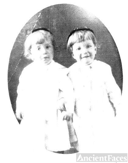 Harry & Harvey Keister, 1905