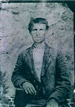 A photo of James Davis Foster