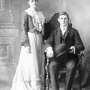 Marriage of Arthur Wilkey and Dora Winter