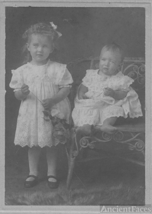 Agnes & Hubert Williamson (Sister and Brother)