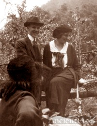 Clifford George Cox and Thelma Montana Rupp, Cox