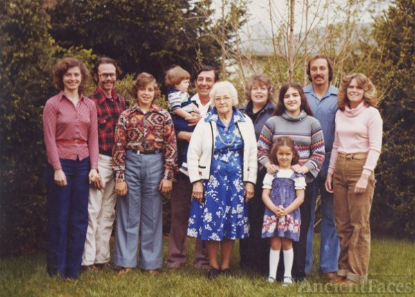 Marinello Family, 1978