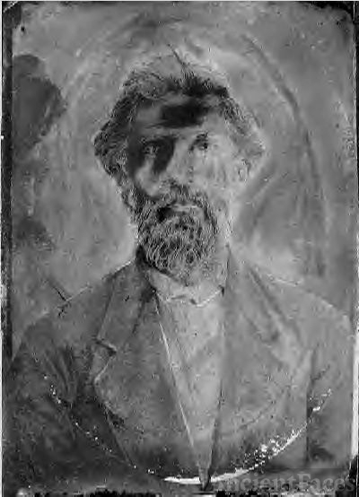 Old Tintype: Who Is It?