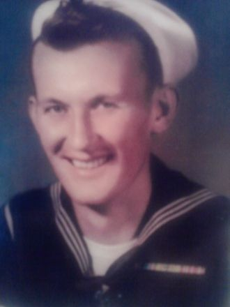 Dale Franklin Morgan, Navy