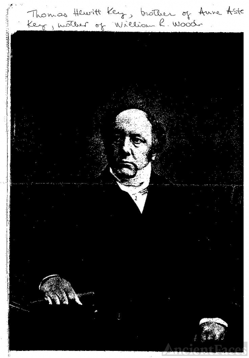 Thomas Hewitt Key