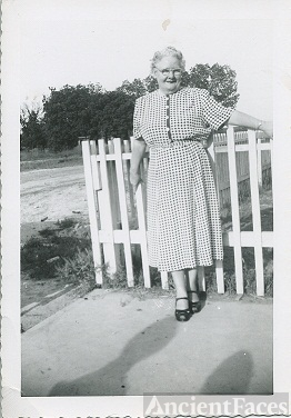 my grandmother Blanche luella Farris BrownBrown