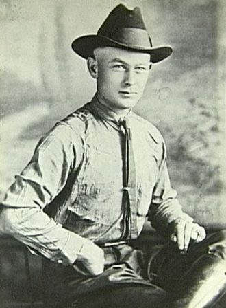 A photo of Owen R Criswell