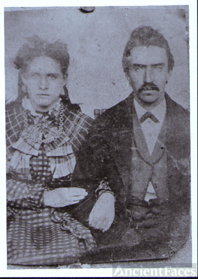 William and Martha Jane Caperton