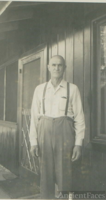 Haskell Andrew Caldwell, Sr, California 1954