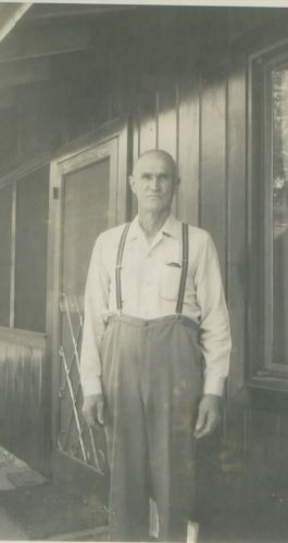 A photo of Haskell Andrew Caldwell Sr