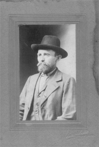 A photo of Henry Bock
