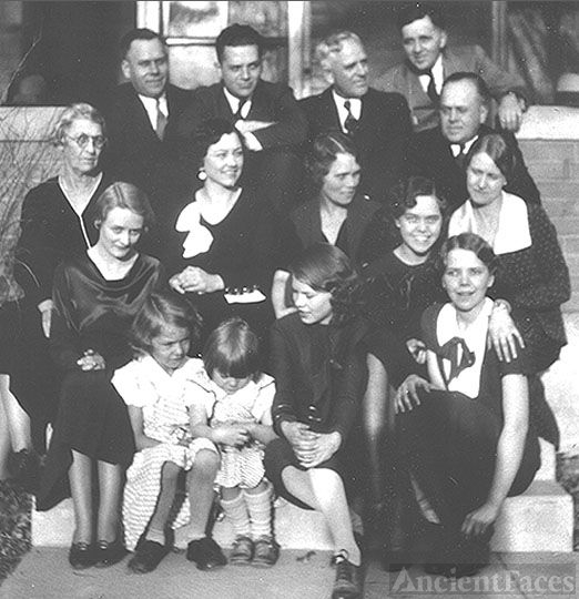 Benning Family, Colorado