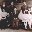 Family of John Francis Burke