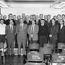 Ernest Corbin & federal employees, 1963