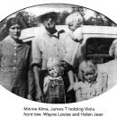 James Thomas Lawson Family