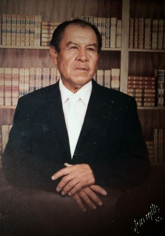 A photo of David Valdez Esquivel