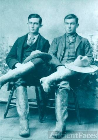 Warner Debolt and William Little