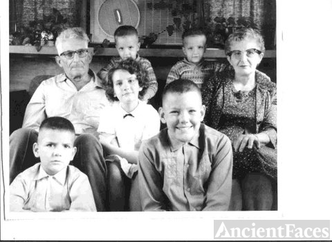 Grandpa & Grandma & Grand Kids