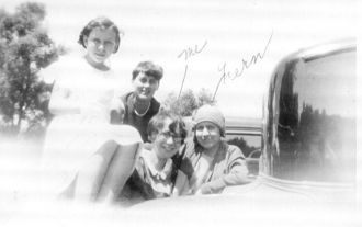 Fern M. Weaver & Alpha Wandt & Other unknown girls