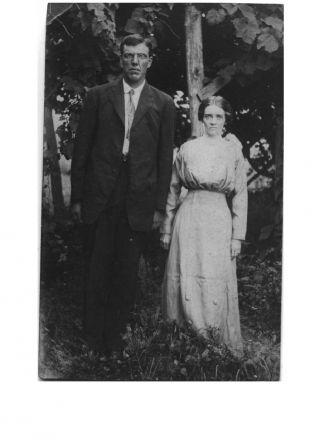Lucian and Martha Broughman