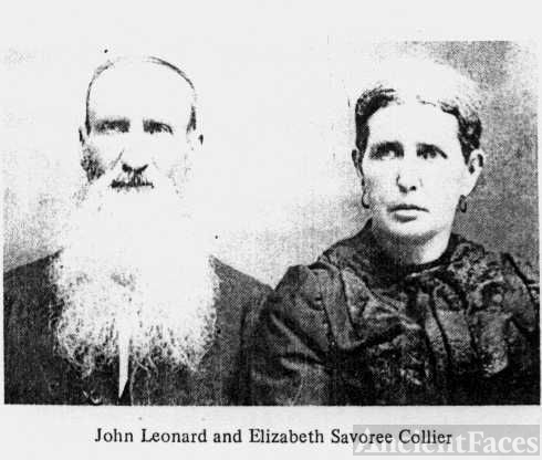 John and Elizabeth Collier