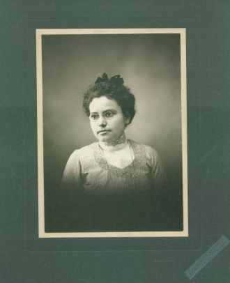 A photo of Ida C Hunt